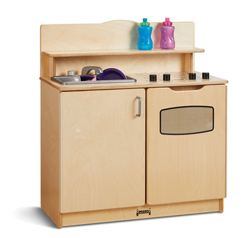 Pretend Play Kitchen Activity Center 1