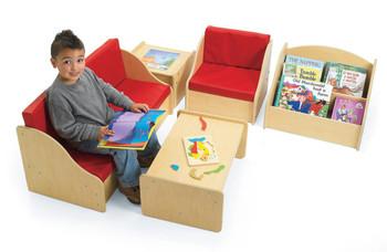 Optional Value Line™ 5-Piece Living Room Set