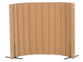 Natural Tan Quiet Divider