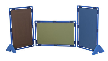 Cozy Woodland PlayPanels® – Set of 3 Rectangles