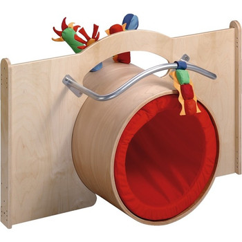 Toddler Partition Wall, Crawling Tunnel