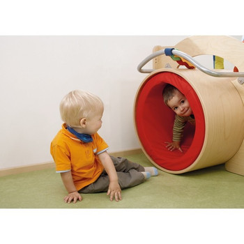 Toddler Partition Wall, Crawling Tunnel 1