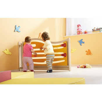 HABA Toddler Partition Wall, Marble Run 1