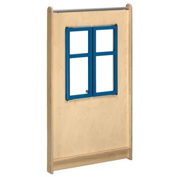 Kindergarten Room Partition, Window