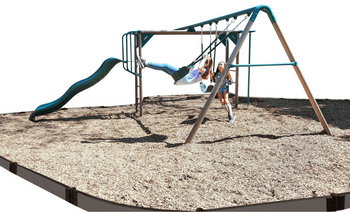 Playground Border Example 1