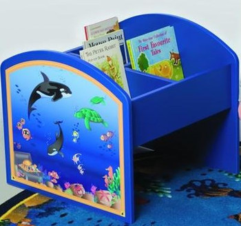 Kinderbox Book & Media Browser Bin