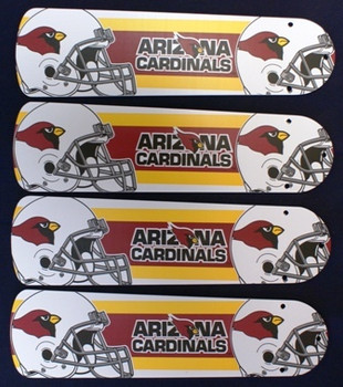"Arizona Cardinals Ceiling Fan 42"" Blades"