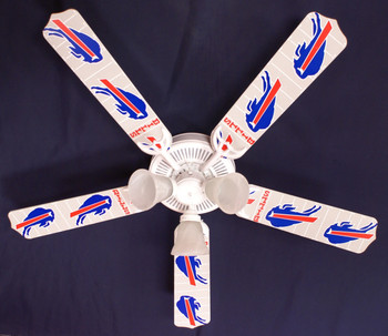 Buffalo Bills Ceiling Fan 52""