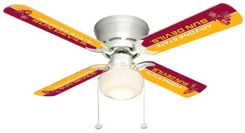 "Arizona State Sun Devils 42"" Ceiling Fan"