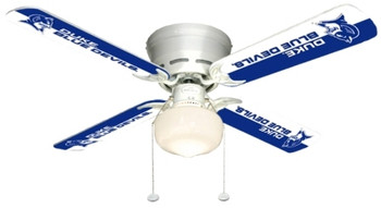"NCAA Duke Blue Devils 42"" Ceiling Fan"