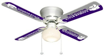 "NCAA Kansas State Wildcats 42"" Ceiling Fan"