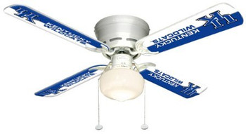 "NCAA Kentucky Wildcats 42"" Ceiling Fan"