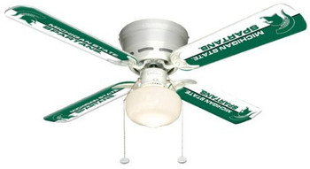 "NCAA Michigan State Spartans 42"" Ceiling Fan"