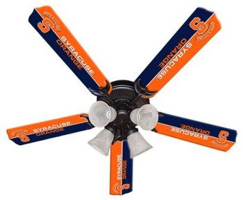 "NCAA Syracuse Orange 52"" Ceiling Fan"