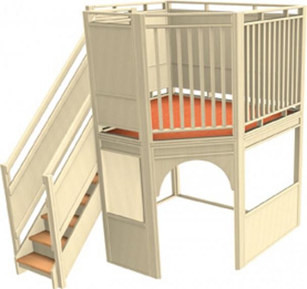 HABA Gemino+ House Roof Garden Loft