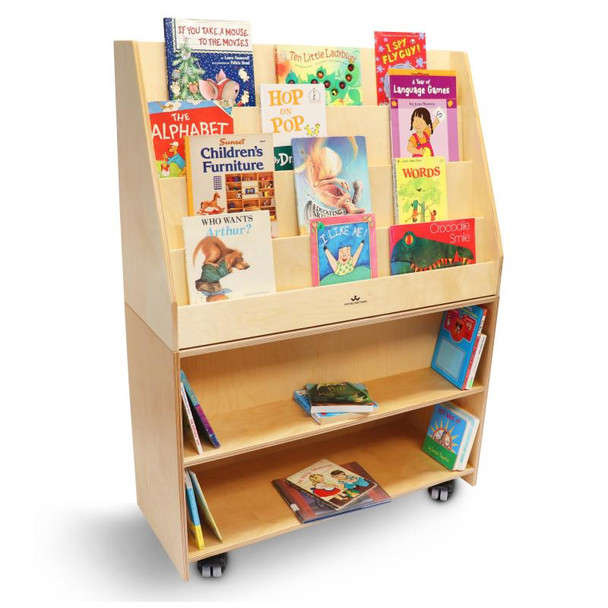 Deluxe Mobile Book Library