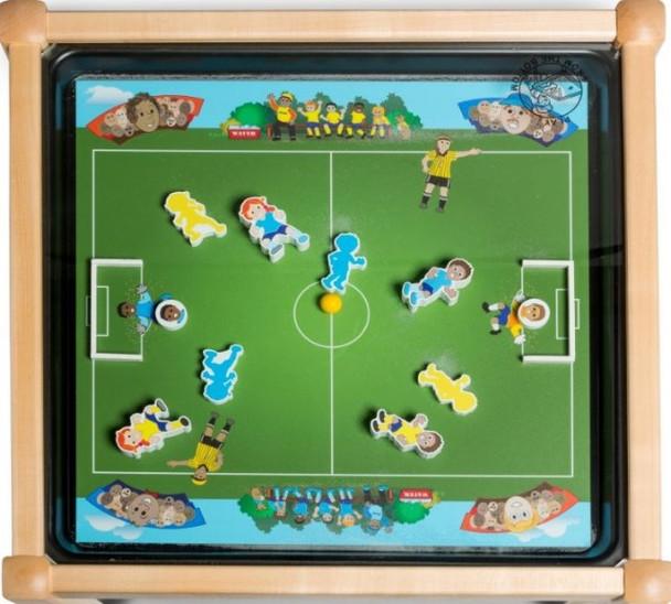 Soccer Magnetic Sand Table