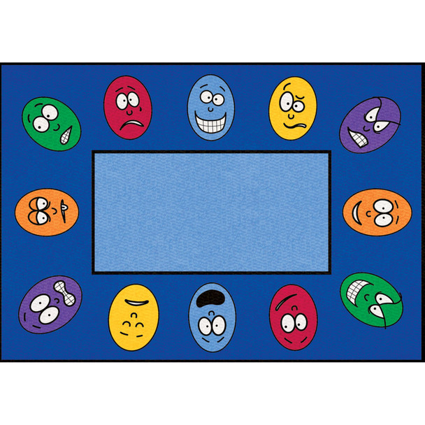 Expressions - Rectangle Small Rug
