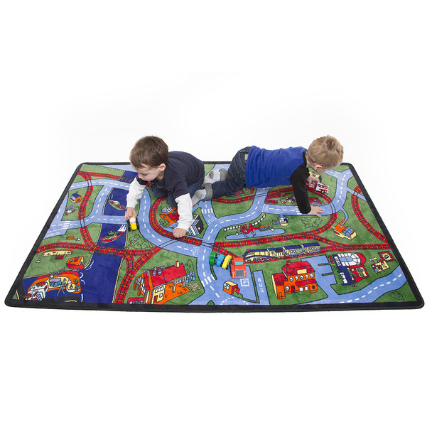 Highways & Byways - Rectangular Value Size Rug 1