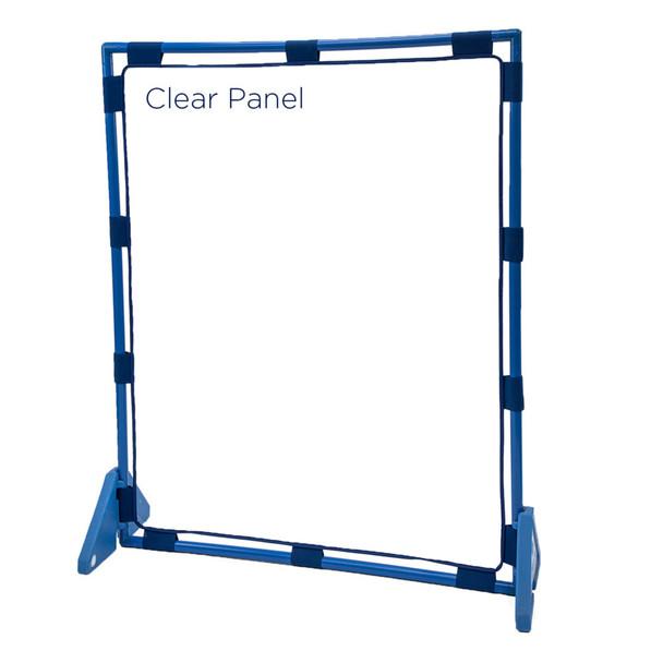 Big Screen Clear PlayPanel – Single Set