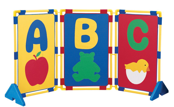 Children's Factory ABC Play Panel Set