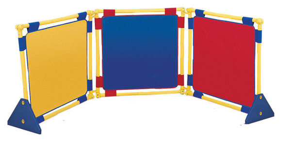 Children's Factory 3 Square Play Panel Set