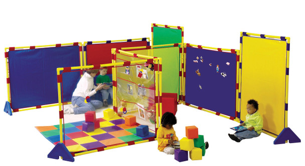 Children's Factory Big Screen Super Play Panel Set, CF900-526