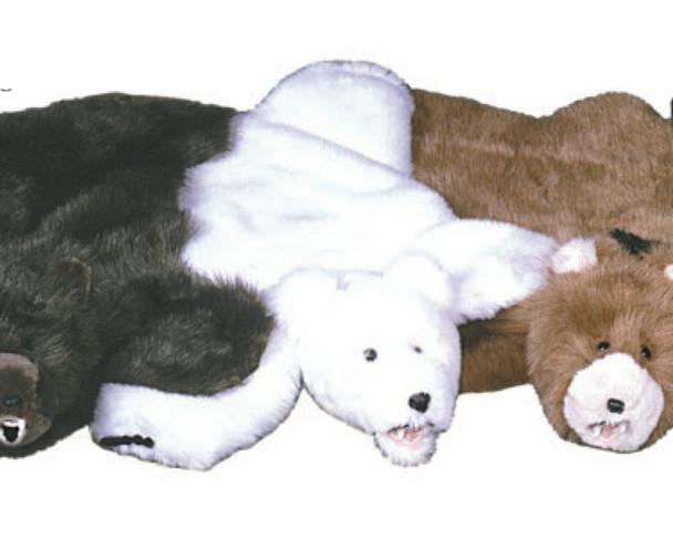 Carstens White Bear Rug 1