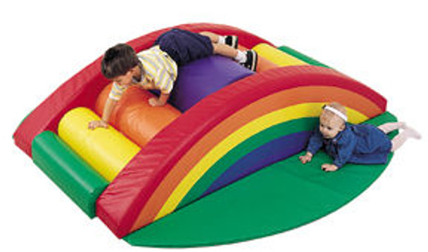 Rainbow Arch Soft Indoor Climber