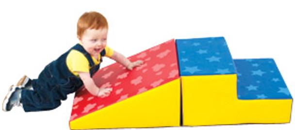 Children's Factory Basic Play Set Soft Play Climber