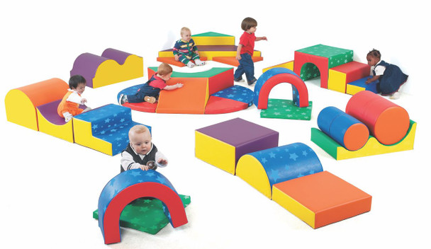 Pattern Gross Motor Play Group