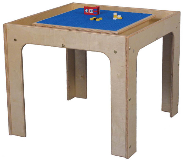 Mainstream Lego Play Table Toy Playcenter for 4 1