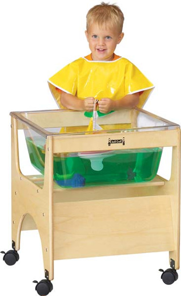 Jonti-Craft See-Thru Mini Sensory Table 1