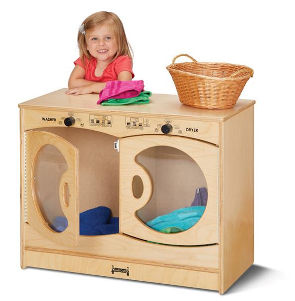 Jonti-Craft® Pretend Laundry Center