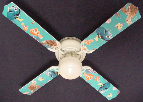 "Finding Nemo Ceiling Fan 42"" 1"
