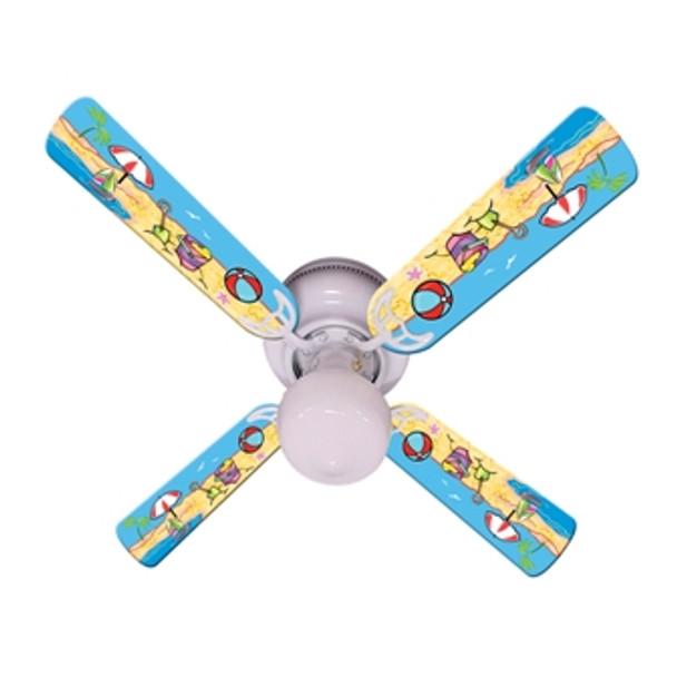 """Fun In The Sun Ceiling Fan 42"""" 1"""