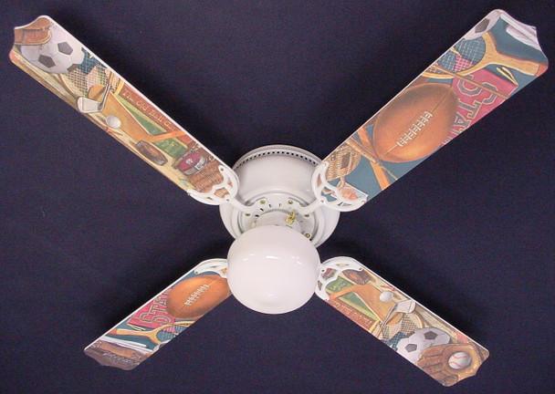 """Classic Sports Ceiling Fan 42"""" 1"""