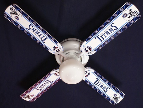 """Tennessee Titans Football Ceiling Fan 42"""""""