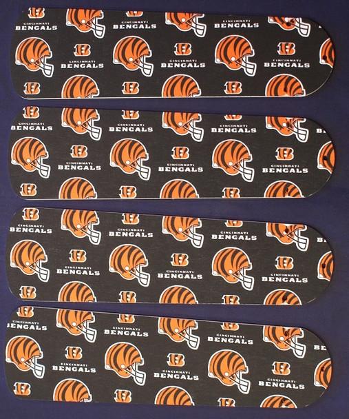 "Cincinnati Bengals Football Ceiling Fan 42"" Blades"