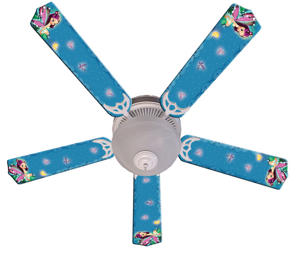"Magical Fairy Ceiling Fan 52"" 1"
