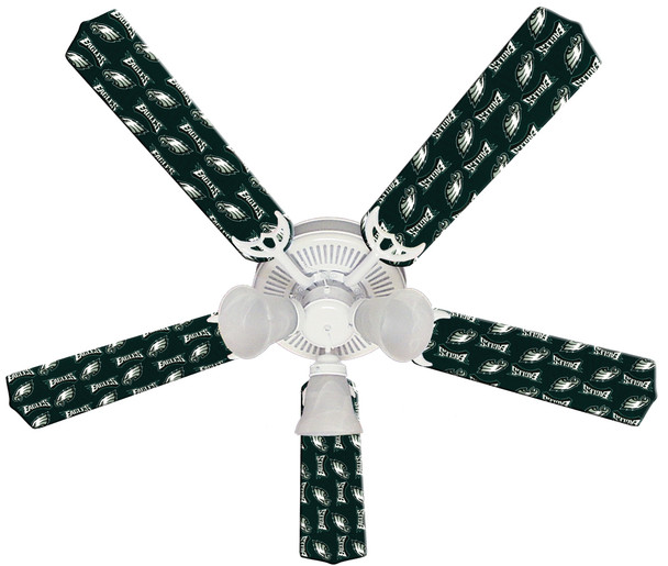 Philadelphia Eagles Football Ceiling Fan 52""