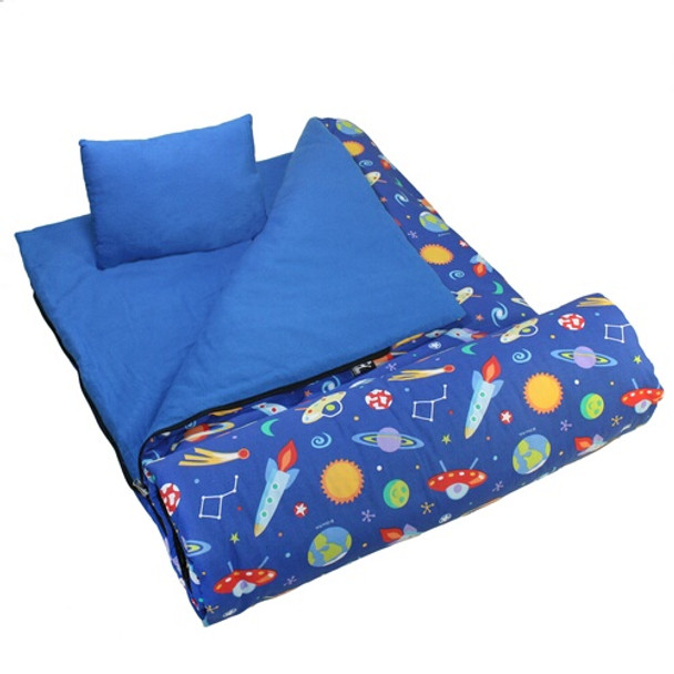 Wildkin Out of This World Sleeping Bag 1