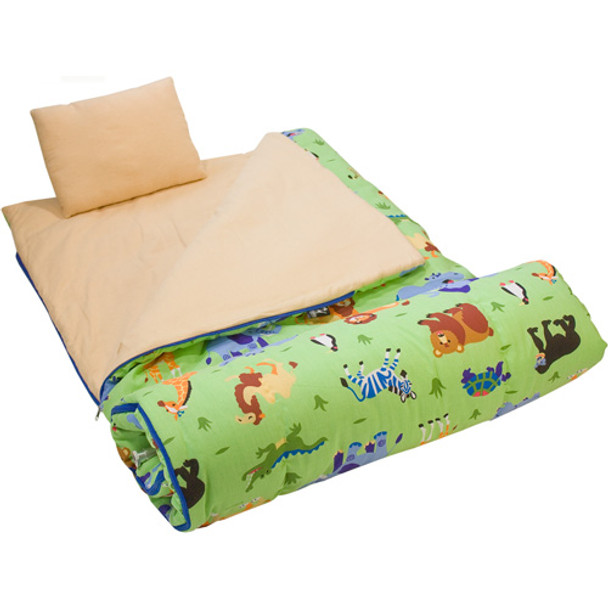 Wildkin Wild Animals Sleeping Bag 1