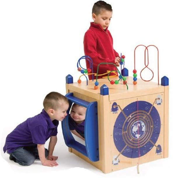 Gressco Play Panel Activity Box, Y107200011
