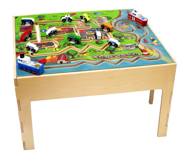 Anatex City Transportation Activity Table 1