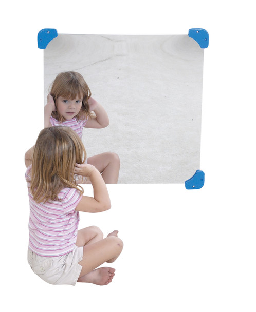 24in Square Mirror