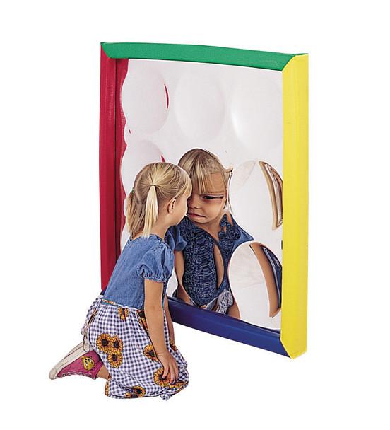 Soft Frame Concave Bubble Mirror