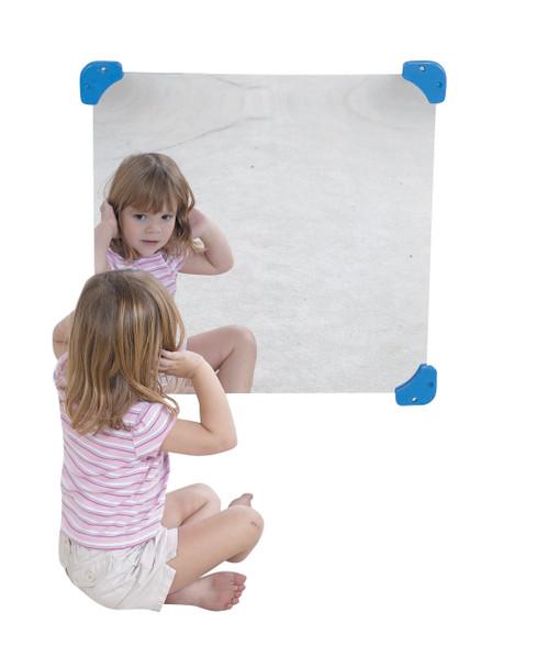 30in Flat Mirror