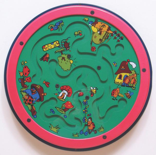 Gressco Lady Bug Lane Wall Toy