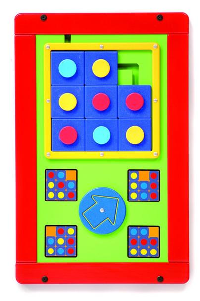 Tic Tac Toe Wall Game